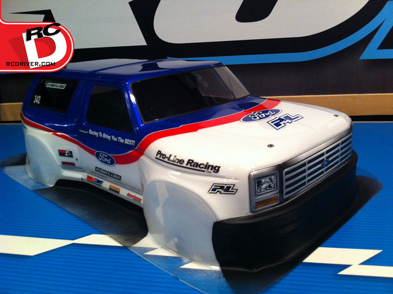 Pro-Line 1981 Ford Bronco Short Course Body