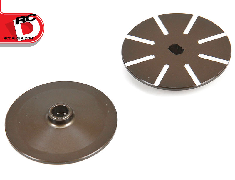 Get Traction Try TLR Grooved Slipper Plates