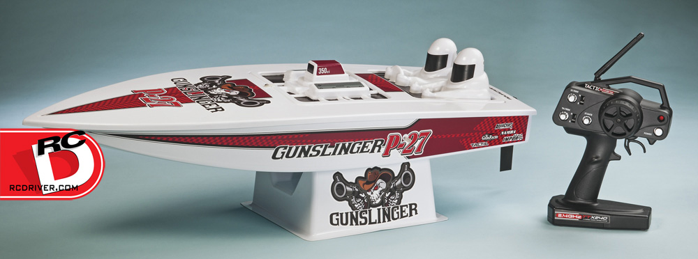Aquacraft P-27 Gunslinger