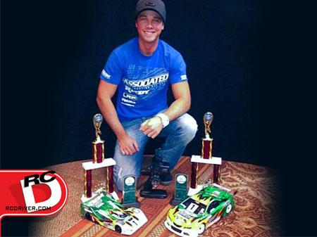 Hebert Wins 34th US Indoor Championships