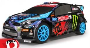 HPI Ken Block Flux WR8 Rally Car