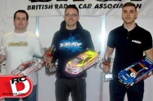 AE's Jefferies and Stiles Finish 1-2 at Autosport International