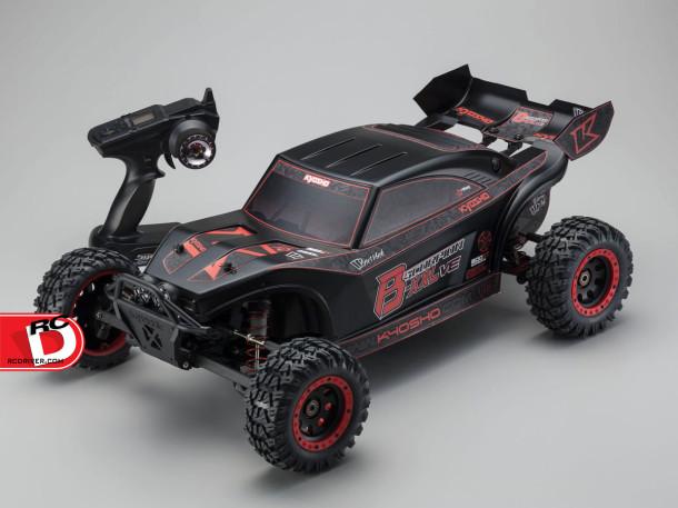 Kyosho Scorpion B-XXL VE and Nitro Buggies