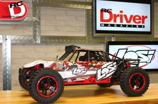 Losi's Desert Buggy XL