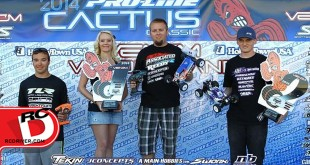 Maifield 4-Peats at the 28th Proline Cactus Classic