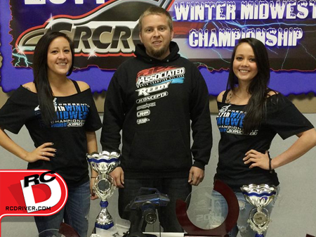 Ryan Maifield Dominates 2014 CRCRC Winter Midwest Championships