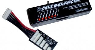 MuchMore LiPo Cell Balancer