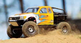 Axial AX10 to SCX10 Conversion