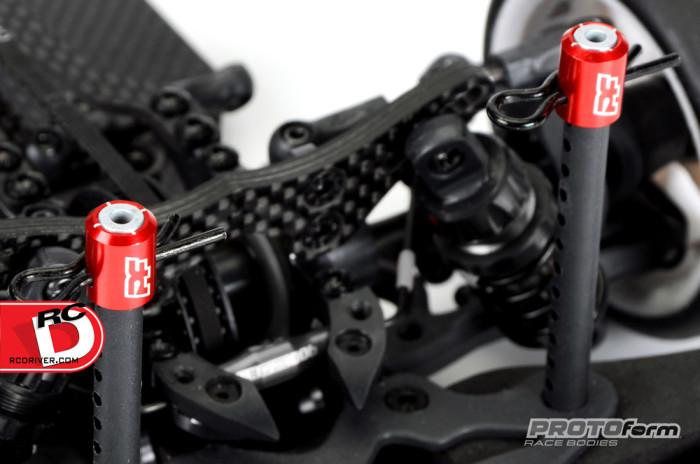 PROTOform Crosshair Body Mounting Kit