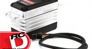 Spektrum 1/5 HV Steering S9020 and Throttle S9010 Servos