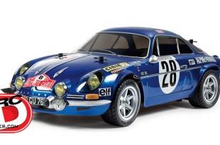Tamiya Renault Alpine A110 '71 - M06 Monte Carlo