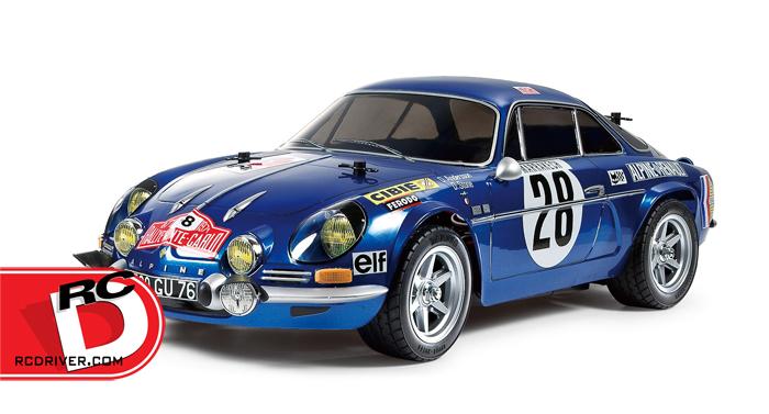 Tamiya Renault Alpine A110 '71 – M06 Monte Carlo