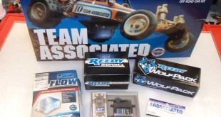 Team Associated RC10 Classic Buggy Build