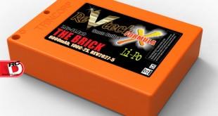 Trinity ReVtech Formula X THE BRICK LiPo Pack