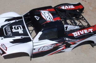 Install an Upgrade RC Wrap on the Losi 5IVE-T