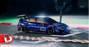 RC Subaru vs Stickbomb