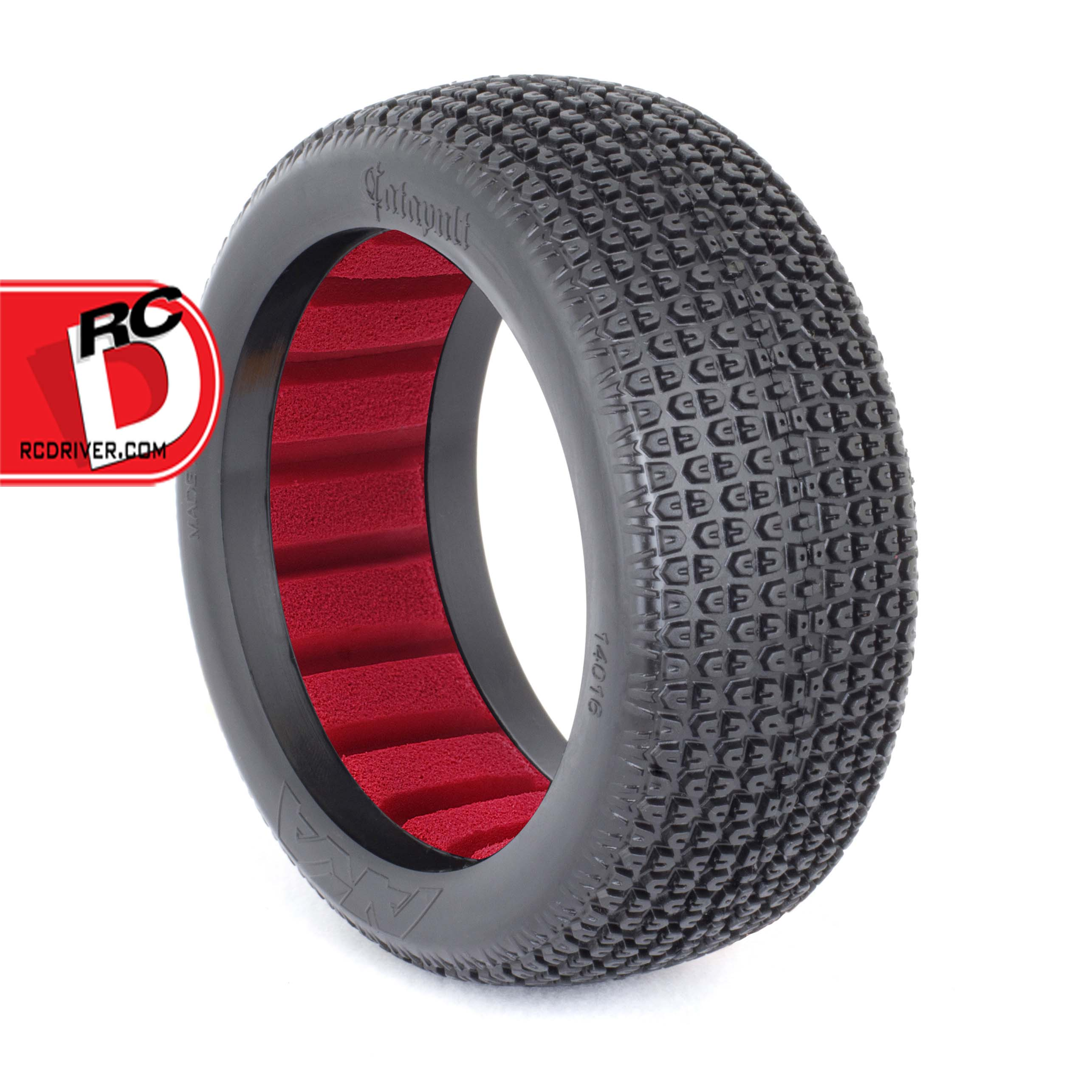 Get A Grip With The Catapult Tire from AKA
