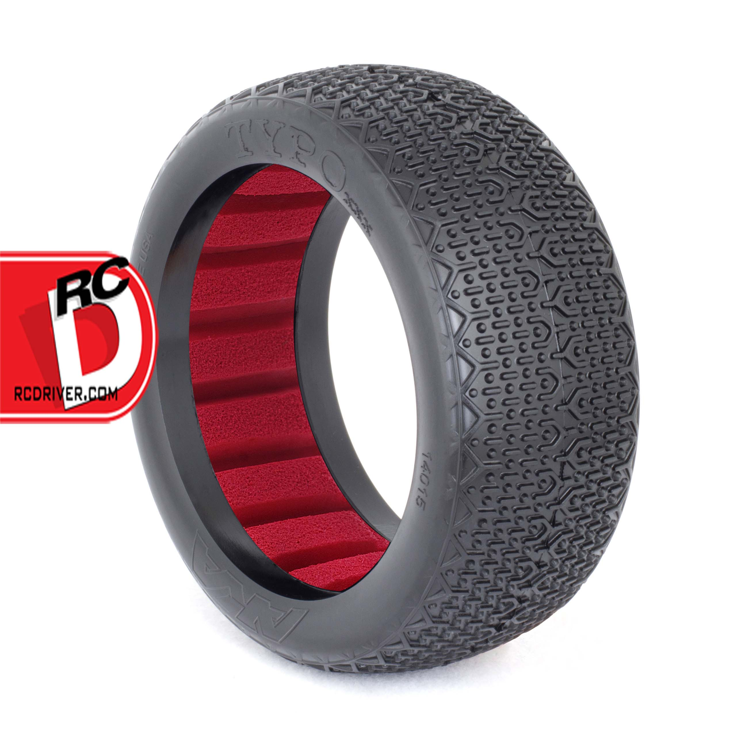No, It's Not A Mistake – The AKA Typo Tire for 1:8 Off Road