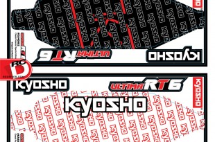 Kyosho - RT6 Protective Chassis Tape
