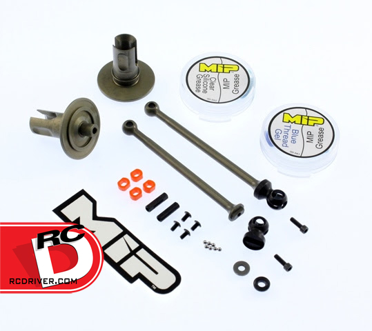 MIP Pucks, Bi-Metal R-CVD Drive System for the B5 andB5M