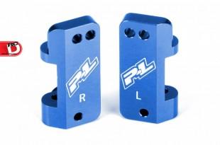 Pro-Line - Blue Aluminum Caster Blocks for the Slash and Pro-2 SC copy