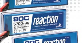 Dynamite 80C Reaction LiPo