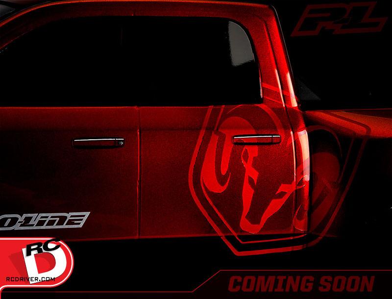 Pro-Line Dodge Ram Pick-Up for SC Trucks around the corner?