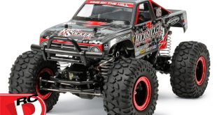 Tamiya - Rock Socker –CR01