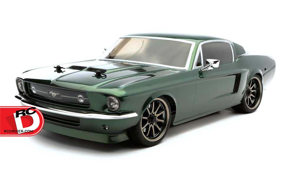 Vaterra 1967 Ford Mustang RTR