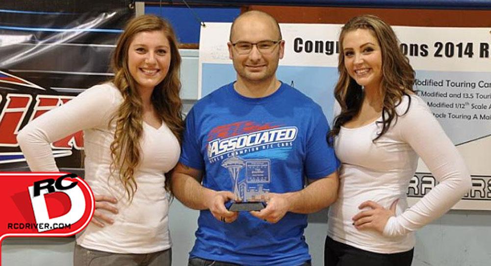 Andrew Cartwright Wins 2014 Emerald City Classic