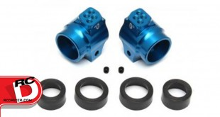 Team Associated FT Aluminum Rear Hubs for the RC10B5 and B5M
