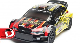 Team Associated Qualifier Series ProRally 4WD Brushless RTR