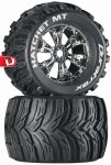 "Get a Grip with Duratrax  3.8"" Monster Truck Tires"