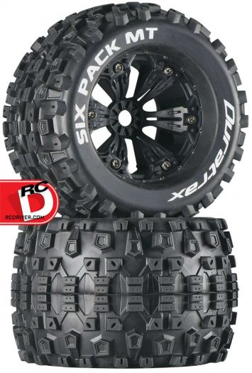 """Get a Grip with Duratrax  3.8"""" Monster Truck Tires"""