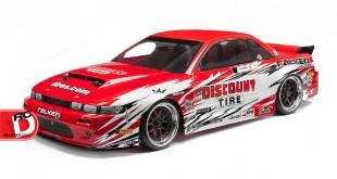 HPI - Nitro RS4 3 Drift D. Yoshihara