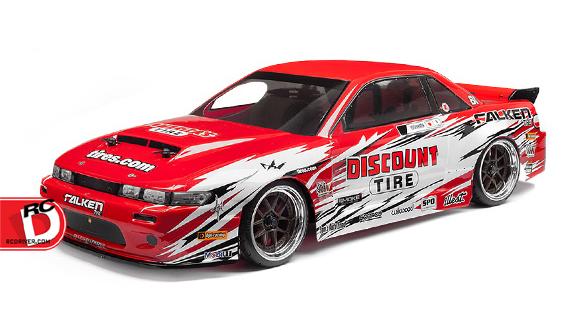 HPI – Nitro RS4 3 Drift D. Yoshihara