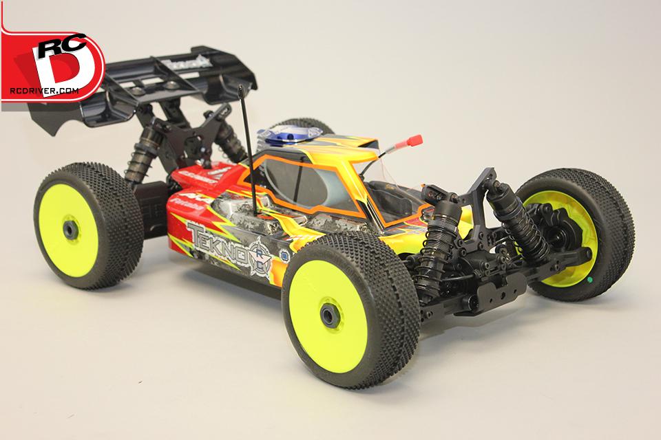 Tekno RC NB48 Nitro Buggy Build Gallery