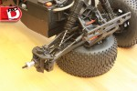 Savage Octane Rear Suspension