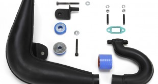 Losi - 23-30cc Exhaust Tune Pipe for the DBXL