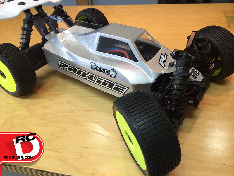 Pro-Line Racing Phantom Body for Tekno's EB48.2