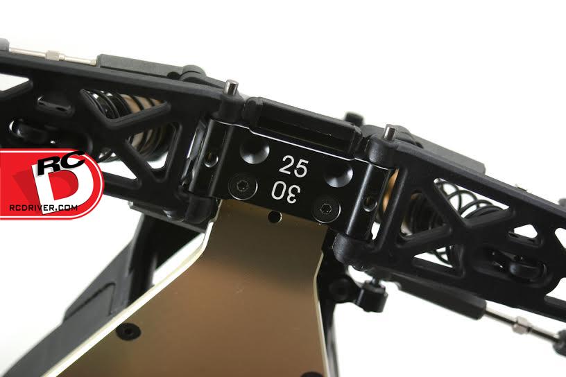 RDRP RB6 Aluminum Front Suspension Block