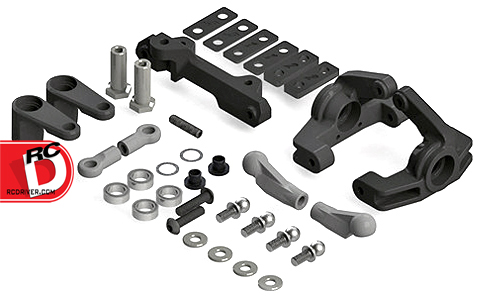 Bell Crank Steering System for the 22 Series of Vehicles