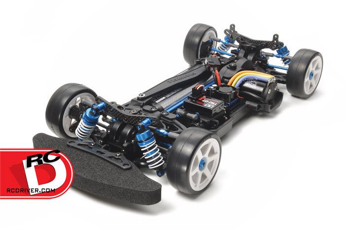 Tamiya TB04 Pro II Kit