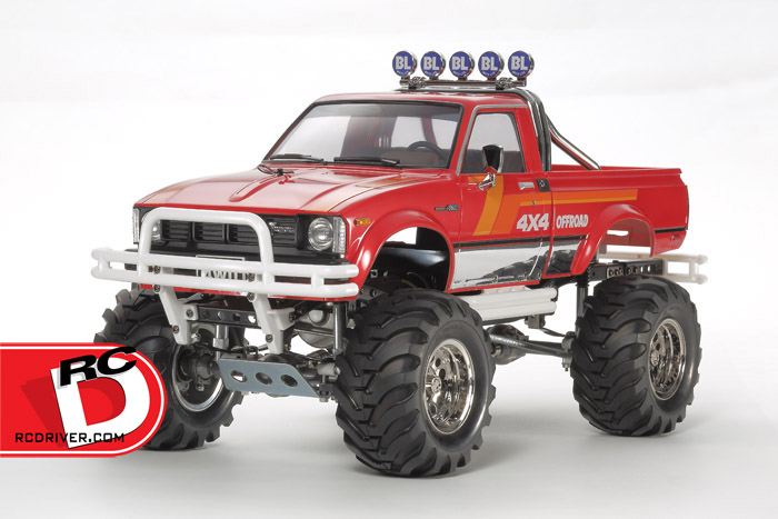 What Was Old Is New Again – Toyota Mountain Rider – 4×4 Pick-Up from Tamiya