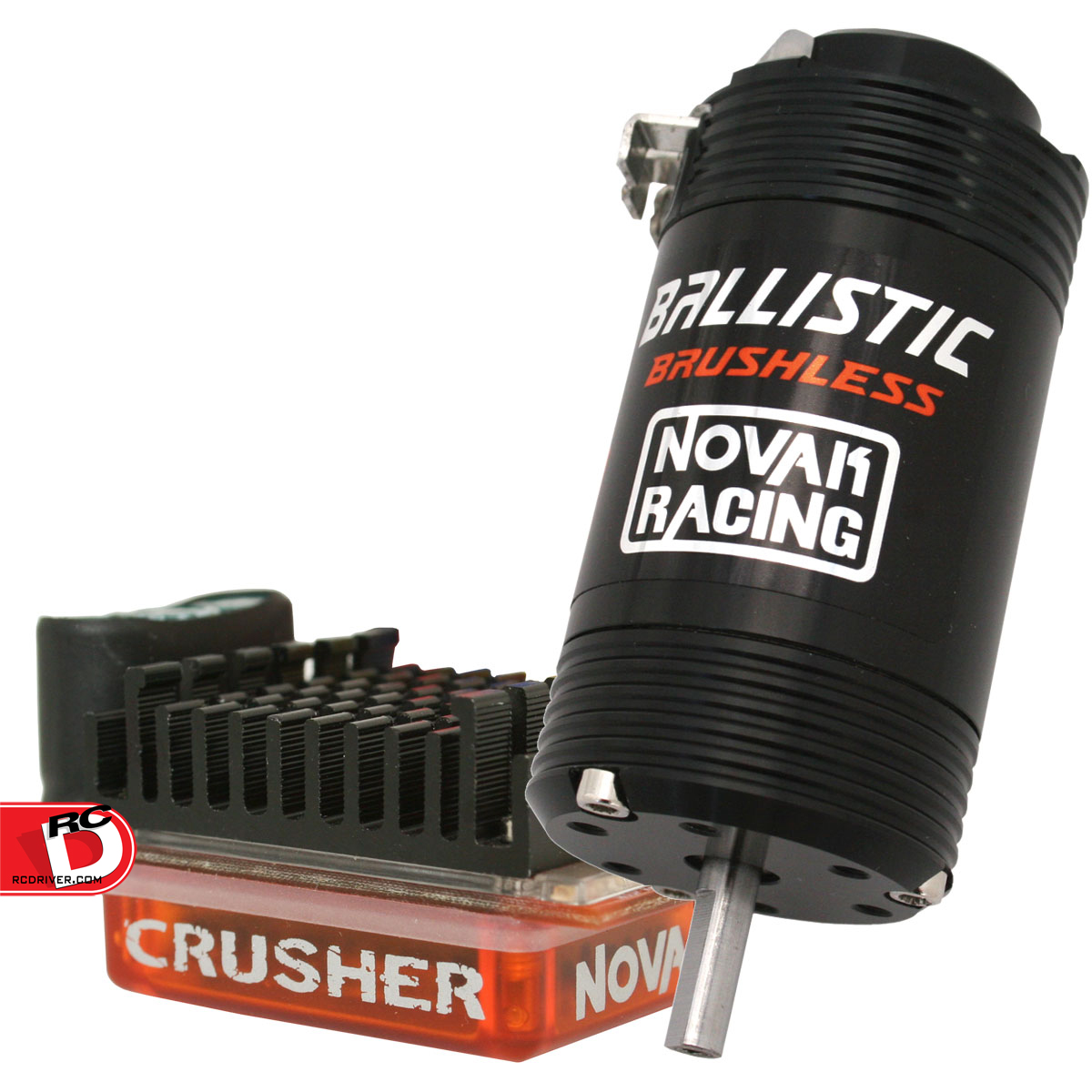 Novak Crusher / Ballistic 550 4×4 SCT System