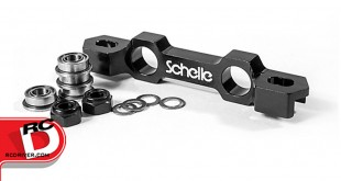 Schelle Racing Releases Ball Bearing Steering for Kyosho RB6, RT6, SC6