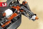 HPI trophy 3.5 KIT Buggy Front