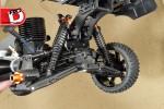 HPI trophy 3.5 KIT Buggy Rear