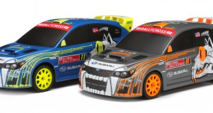 HPI - Micro RS4 Bucky Lasek and Sverre Isachsen's Global Rallycross Subaru WRX STI (1) copy
