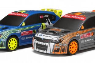 HPI - Micro RS4 Bucky Lasek and Sverre Isachsen's Global Rallycross Subaru WRX STI (1) copy